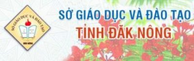 Sở Giáo dục Đắk Nông